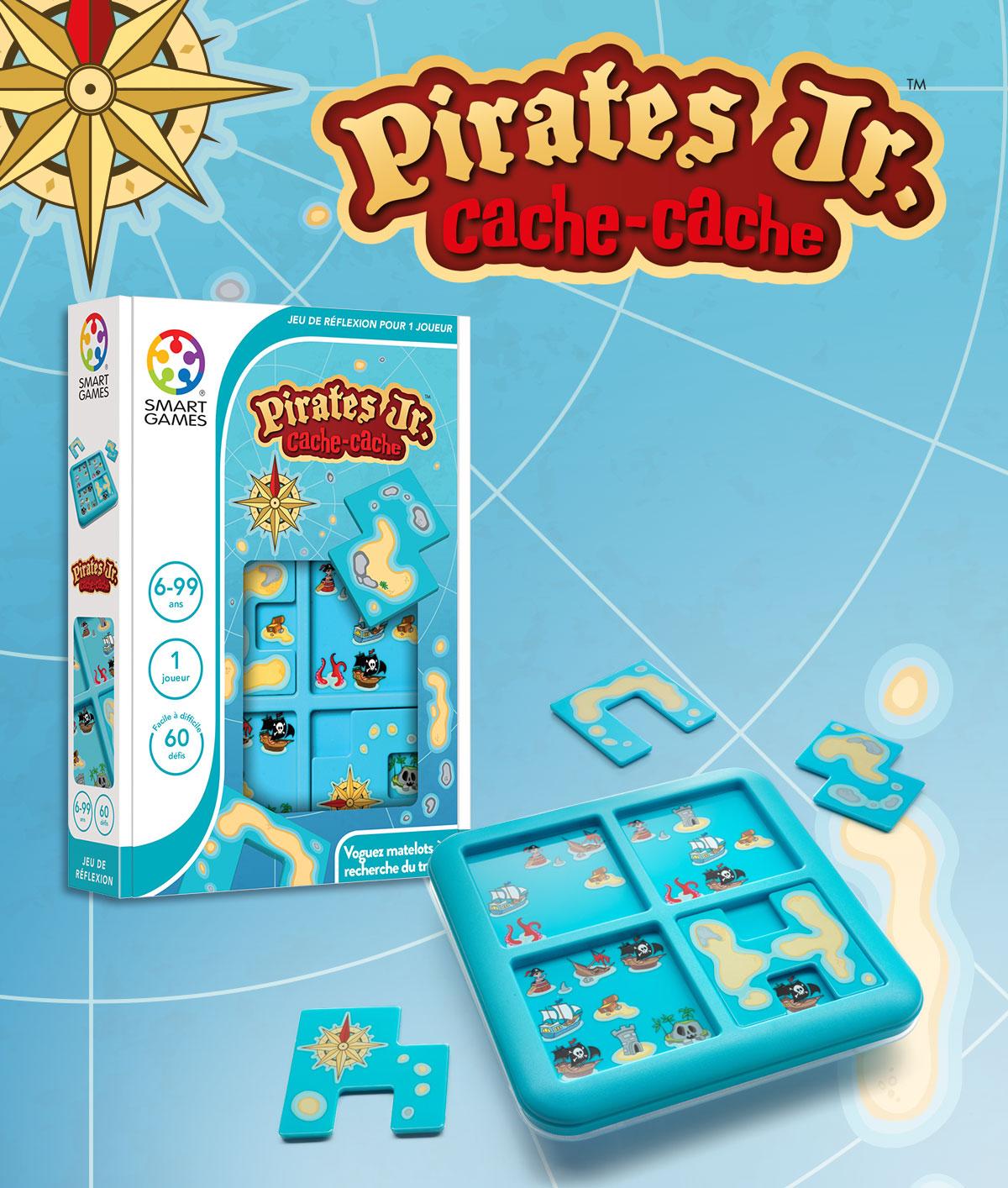 Cache-Cache Pirates Jr
