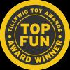 Tillywig Top Fun Award Spring 2013